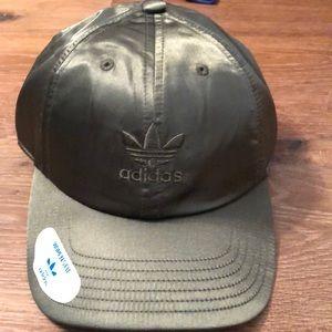 adidas Originals Relaxed satin Strapback hat